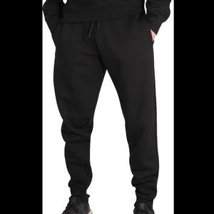 Herschel Sweatpant Jogger Size XXL Black NWOT